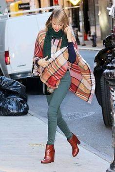 テイラー・スウィフト私服ファッション Taylor Swift private fashion