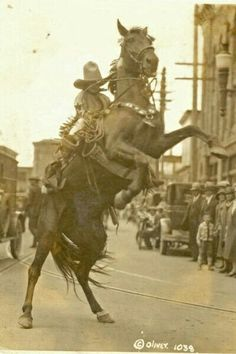 Vintage Cowgirl - you go girl! Vintage Cowgirl, Vintage Horse, Cowgirl And Horse, Cowboy And Cowgirl, Westerns, Vintage Pictures, Old Pictures, Old West Photos, Cowgirl Photo
