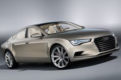 #Audi представит концепт флагманского седана А9 на автосалоне в Лос-Анджелесе.