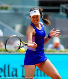 There simply are no bad action photos of Ana Ivanovic #MMOPEN15