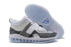super popular 3eef5 c3d8c Nike Lebron Icon X John Elliott White Black Men s Basketball Shoes