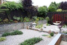 japanischer garten merkmale teich steine bonsai baum   Schöne Gärten ...