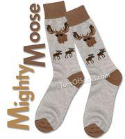 Mighty Moose Socks