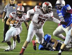 Cabell Midland's two-platoon system paid dividends Friday night, as the top-ranked Class AAA Knights (8-0) came from behind to down No. 8 Capital (4-3) 21-13 at University of Charleston Stadium.