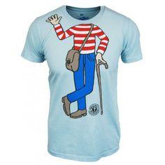 Mens Where's Wally Head T Shirt by Local Celebrity Wheres Wally, Diy Shirt, Dreamworks, Celebrities, Boys, Mens Tops, Shirts, Kid, La Perla Lingerie