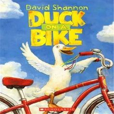 David Shannon - Duck on a Bike