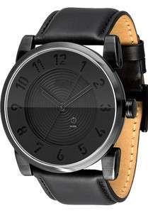 Vestal Doppler All Black Men's Watch DOP003