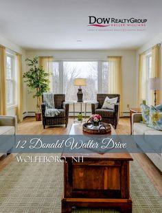 12 Donald Walter Drive Wolfeboro Nh