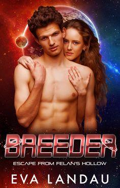 Breeder - Eva Landau Romance Ebook cover