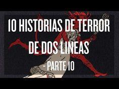 10 Historias de terror de dos líneas (Parte 10) - YouTube