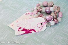Breast Cancer Awareness Bracelets DIY