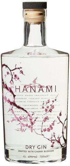 Hanami Dry Gin (1 x 0.7 l)