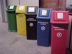 reciclagem de lixo doméstico - Google Search