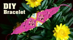 Macrame Sand Clock & Butterfly Bracelet Tutorial :) #Macrame #Bracelet #Tutorial