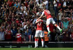 Lacazette Dua Gol Arsenal Menang 4-1 Atas West Ham United Di Emirates Stadium