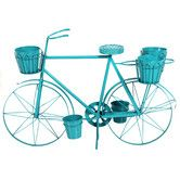 Found it at Wayfair - <strong>River Cottage Gardens</strong> Bike Plant Stand