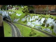 Maerklin Model Train part 1
