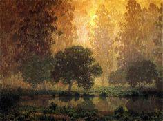 Landscape by Granville Redmond