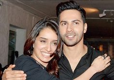 Varun Dhawan feels Shraddha is the most comfortable around him