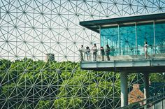 montreal biosphere bucky