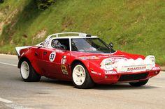 Mein Lancia Stratos HF - GP - Historic Rallying