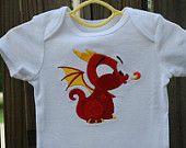 For my little dragon baby!