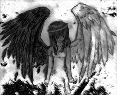 We are all Fallen Angel in the inside.