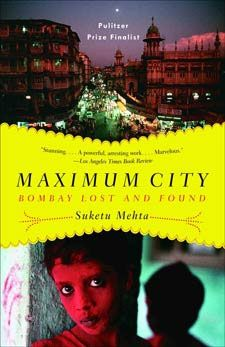 Great book on Mumbai. The city that never sleeps.