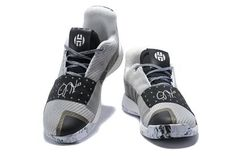 Men s adidas Harden Vol. 3 Cookies Cream Grey Black White-1 Cookies And  Cream dce85b90c