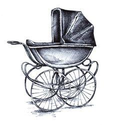 Stroller illustration!  #stroller #illustration #resuk