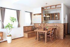 カッコいい空間で自分らしい暮らし=Brooklyn Style= カッコいい空間で自分らしい暮らし コーケツホームズの写真集 岐阜 注文住宅