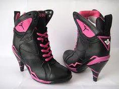 Jordan heels?