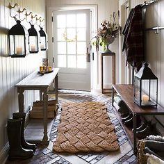 Knot Weave Doormat | Terrain