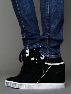 Free People Cole Wedge Sneaker, €178.77