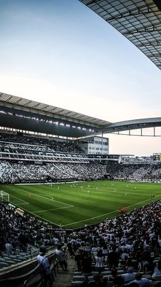 Arena Corinthians by Bruno Teixeira Oneplus Wallpapers, Iphone 7 Wallpapers, Madrid Wallpaper, Sport Club Corinthians, Mario Gomez, Football Pitch, Rapper Art, Football Wallpaper, Football Pictures