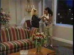 Lida and Melina meet Ricky Martin