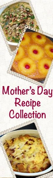 Whether you're looking for special recipes for breakfast, brunch, dinner or a fabulous dessert, you're sure to find inspiring ideas in this collection of Mother's Day recipes. | delishable.net