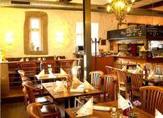 das Erfurter Restaurant Rassmann's in der Sackpfeifenmühle