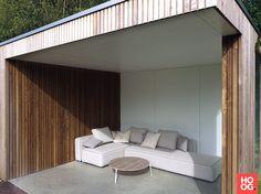 Livinlodge houten bijgebouwen - Livinlodge Pure Roeselare - Hoog ■ Exclusieve woon- en tuin inspiratie.