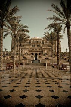Stunning Picz: Emirates Palace Hotel, Abu Dhabi, UAE