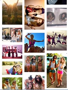 Cute bestfriend picture ideas!! I so doing most of these with my BFF! ♥♥♥♥