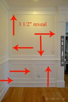 DIY:: Wall Treatment Specs For Wainscoting – So Easy to Follow !!