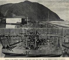 Barrytown gold dredges