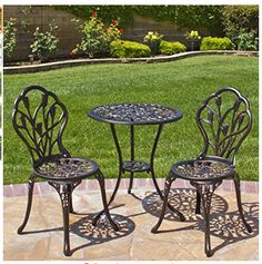 #Furniture #BUY #Amazon #Best_Product  http://homekitchenproduct.com/2017/03/19/best-choice-products-outdoor-patio-furniture-tulip-design-cast-aluminum-bistro-set-in-antique-copper/