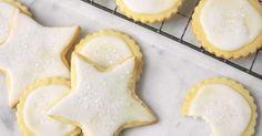 Holiday Butter Cookies Recipe | King Arthur Flour