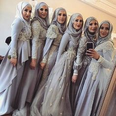 @manal_mahmoud @mayada__ @dianne_assaad @missmerhi94 #chichijab Islamic Fashion, Muslim Fashion, Modest Fashion, Hijab Fashion, Women's Fashion, Lit Outfits, Modest Outfits, Pakistani Dresses, Indian Dresses