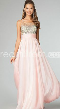 I don't know about the color, but I love the style of the dress!!!