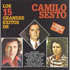 Shop Los 15 Grandes Exitos de Camilo Sesto [CD] at Best Buy. Find low everyday prices and buy online for delivery or in-store pick-up. Music Games, Music Albums, Cool Things To Buy, Digital, Alicante, Products, Valencia, Madrid, Walmart