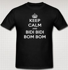 Selena Quintanilla inspired Keep Calm and Bidi by SpillingTheT