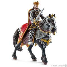 Schleich 70115 Drakenridder Koning te Paard